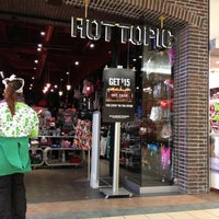Photo taken at Hot Topic by Tanya M. on 3/17/2013