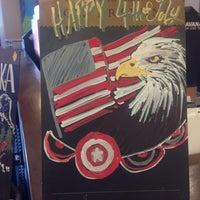 Photo taken at Starbucks by Tanya M. on 7/4/2014