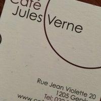 Photo taken at Jules Verne by Olivier T. on 3/19/2016