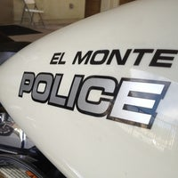 Photo taken at El Monte Police Department by Kelly M. on 2/16/2013