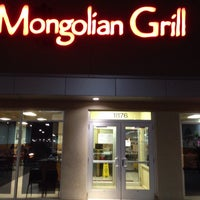 Photo taken at Mongolian Grill by Tom J. on 2/13/2015