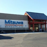 Photo taken at Mitsuwa Marketplace by Derek K. on 10/15/2013