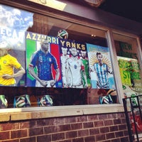 Photo taken at Upper 90 Soccer Store by Jeff R. on 6/22/2014