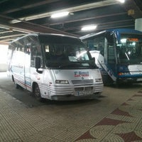 Photo taken at Estación de Autobuses de Vigo by Celia V. on 7/15/2013