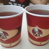Photo taken at KFC by Sena S. on 8/18/2013