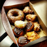 Photo taken at Dot Donuts by Michael H. on 8/27/2013
