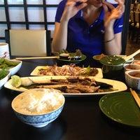 Photo taken at The Sushi Bar 5 @ Thiên Sơn Plaza by Đăng Vy on 6/18/2013