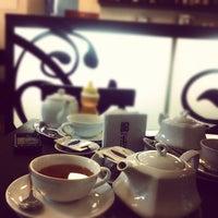 Photo taken at Café Podnebi by Dominika J. on 10/9/2012