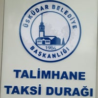 Photo taken at Talimhane Taksi Duragı by Birsen❤️ℹ️❤️ Ş. on 5/25/2014