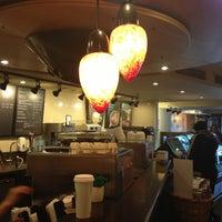 Photo taken at Starbucks by Birsen Sahin A. on 2/17/2013