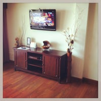 Photo taken at Sigma Resort Jomtien Pattaya by Iren P. on 3/22/2013