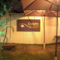 Photo taken at Carlotta - bar e restaurante by DomTiburcio S. on 11/17/2012