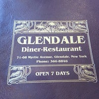 Photo taken at Glendale Diner by Ronnie F. on 12/22/2013