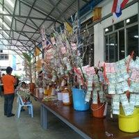 Photo taken at วัดโพธิ์พุฒตาล by Ket S. on 11/11/2012