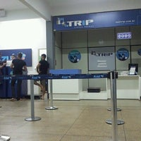 Photo taken at Aeroporto de Dourados (DOU) by Diego O. on 2/9/2013