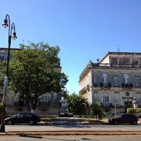 Photo taken at Paseo de Montejo by Josué V. on 2/22/2013