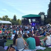 Photo taken at Marymoor Park by Spenser H. on 7/23/2015