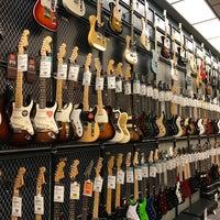 Photo taken at Guitar Center by Spenser H. on 12/6/2016