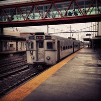 Photo taken at NJT - Hamilton Station (NEC) by Mark B. on 7/1/2013