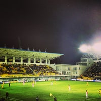 Photo taken at Sports Complex Sheriff by Ирина И. on 8/29/2013