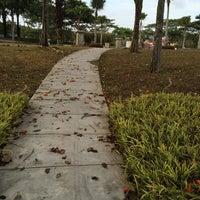 Photo taken at Setia Indah Recreation Park by Azreen J. on 3/17/2014