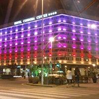 Photo taken at Hotel Córdoba Center by .Manu . on 1/31/2013