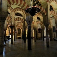 Photo taken at Mosque-Cathedral of Cordoba by .Manu . on 4/21/2013