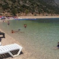 7/24/2013 tarihinde Tugce E.ziyaretçi tarafından Akçagerme Beach'de çekilen fotoğraf
