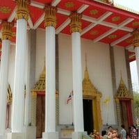 Photo taken at วัดประสาทสิทธิ์ by Bungkie c. on 4/13/2014