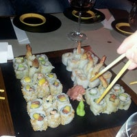 Photo taken at Parco Sushi Sashimi by Marteta S. on 2/23/2013