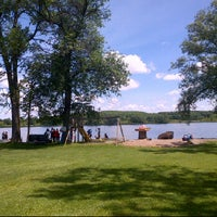 Photo taken at Percy Boom Haven cottage resort for sale by Astrid H. on 6/9/2013
