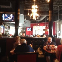 Photo taken at Square 1 Burgers & Bar by Shane G. on 4/30/2014