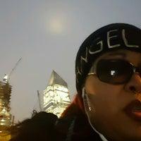 Photo taken at BoltBus Midtown Stop by Raivenn M. on 1/18/2017