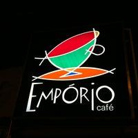 Photo taken at Empório Café by Rafael O. on 3/10/2013