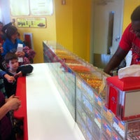 Photo taken at Jelly Belly Factory by Wil C. on 2/17/2013