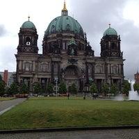 5/26/2013 tarihinde Paula R.ziyaretçi tarafından Berlin Katedrali'de çekilen fotoğraf