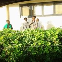 Photo taken at St. Thomas Aquinas High School by B J. on 1/25/2014