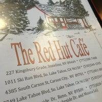 Photo taken at The Red Hut Café by Laszlo K. on 1/8/2013
