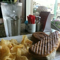Photo taken at Main Street Bistro & Bakery by Lynn G. on 4/5/2013
