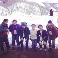 Photo taken at アディーレ会館ゆうばり by Masahiro K. on 2/27/2014