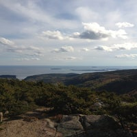 Photo taken at Dorr Mountain by Keith C. on 10/8/2012