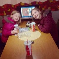 Photo taken at RedBrick Pizza by Rick P. on 2/11/2014