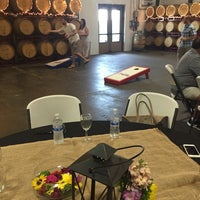 Photo taken at CRU Wine Company by Heather H. on 8/15/2015