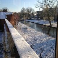 Photo taken at De Oude Stadsmuur by Annelies B. on 12/8/2012