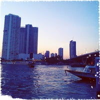 Photo taken at Sathorn (Taksin) Pier (CEN) by MaYnie A. on 12/28/2012