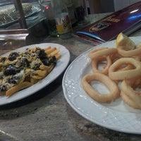 Photo taken at Fresno Restaurante by Eduardo on 12/15/2012