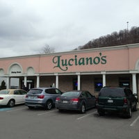 Photo taken at Luciano's Italian Brick Oven by Daniel B. on 3/27/2013