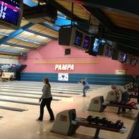 Photo taken at Pampa Lanes by Daniel B. on 1/19/2013