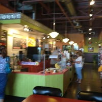 Photo taken at Insalata by Daniel B. on 7/17/2013