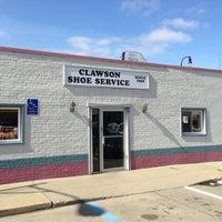 Photo taken at Clawson Shoe Repair by Daniel B. on 3/5/2013